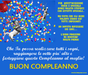 Frasi Compleanno Tante Bellissime Frasi Di Compleanno