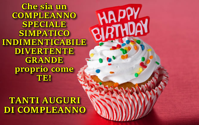 Super Frasi Compleanno: tante bellissime frasi di Compleanno AW49