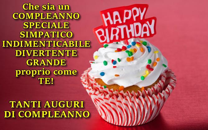 Auguri Compleanno Speciali