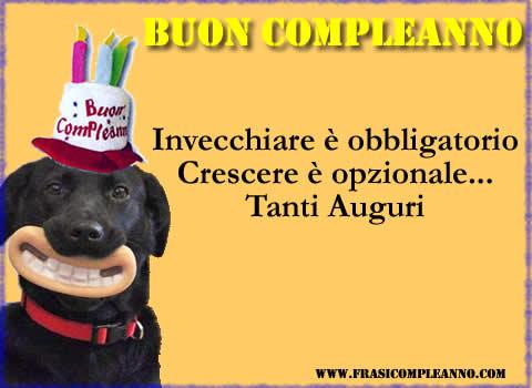 Amato Auguri Di Compleanno Spiritosi | Nancy Hobby Blog EF97