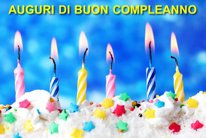 Top Auguri di Buon Compleanno - Immagine Auguri di Buon Compleanno GW33