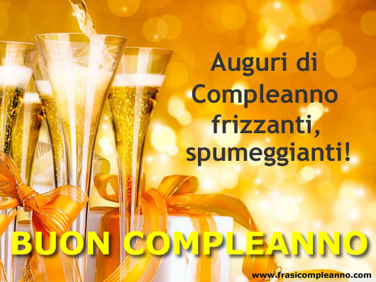 Exceptionnel Frasi Compleanno: tante bellissime frasi di Compleanno VH25