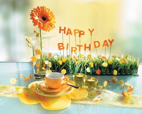 Popolare Auguri Dolci Di Compleanno - Martha Wilson Blog GE42