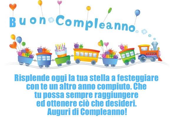 Molto Buon Compleanno - Immagine di buon Compleanno PS77