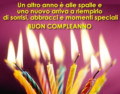 Popolare Immagine Compleanno Auguri - Le immagini con frasi auguri Compleanno PN45
