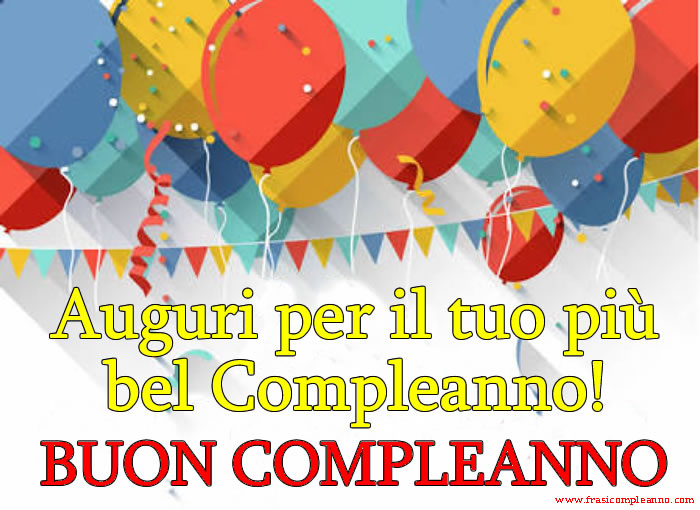Ben noto Frasi Compleanno: tante bellissime frasi di Compleanno OU02
