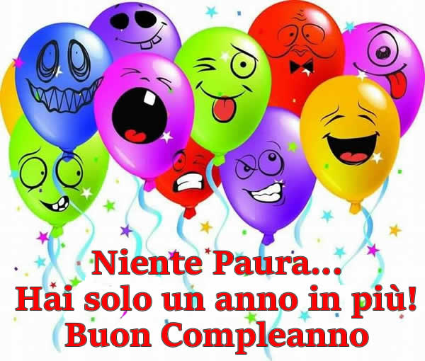 Exceptionnel Frasi Compleanno: tante bellissime frasi di Compleanno FZ81