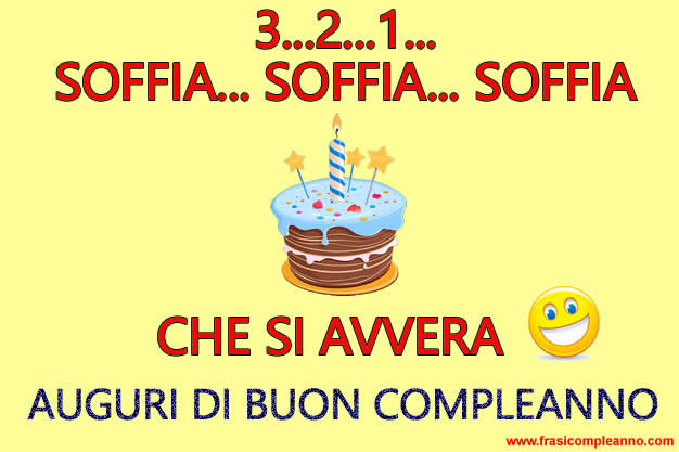 Top Frasi Compleanno: tante bellissime frasi di Compleanno WO89