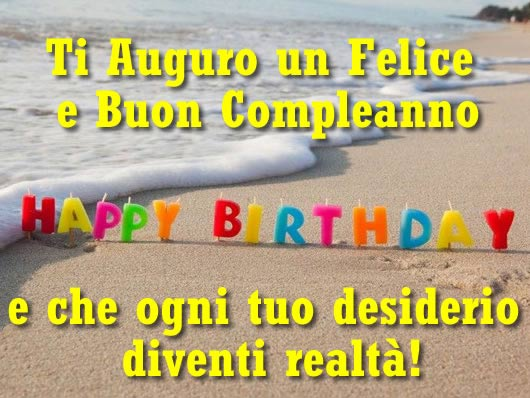 Famoso Frasi Compleanno: tante bellissime frasi di Compleanno NG12