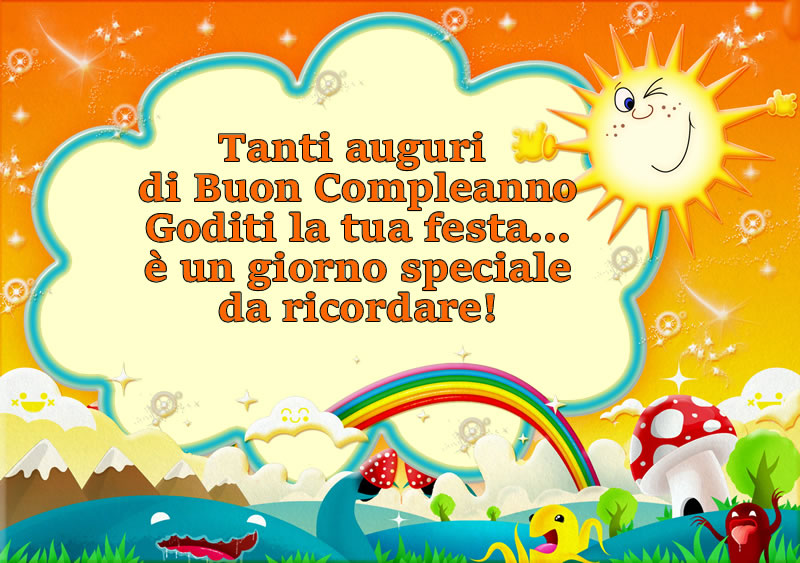 spesso Frasi Compleanno: tante bellissime frasi di Compleanno NB62