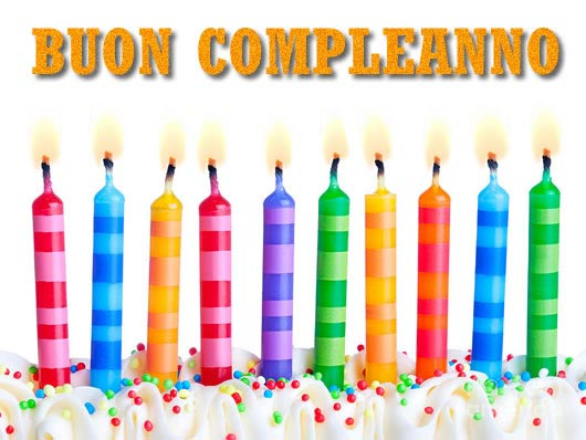 Molto Immagine Buon Compleanno - Buon Compleanno CH64