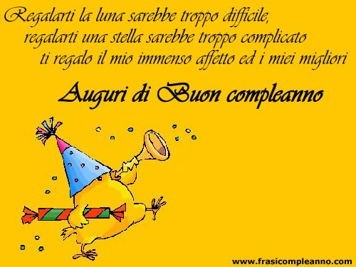 Top Frasi Compleanno: tante bellissime frasi di Compleanno IH42